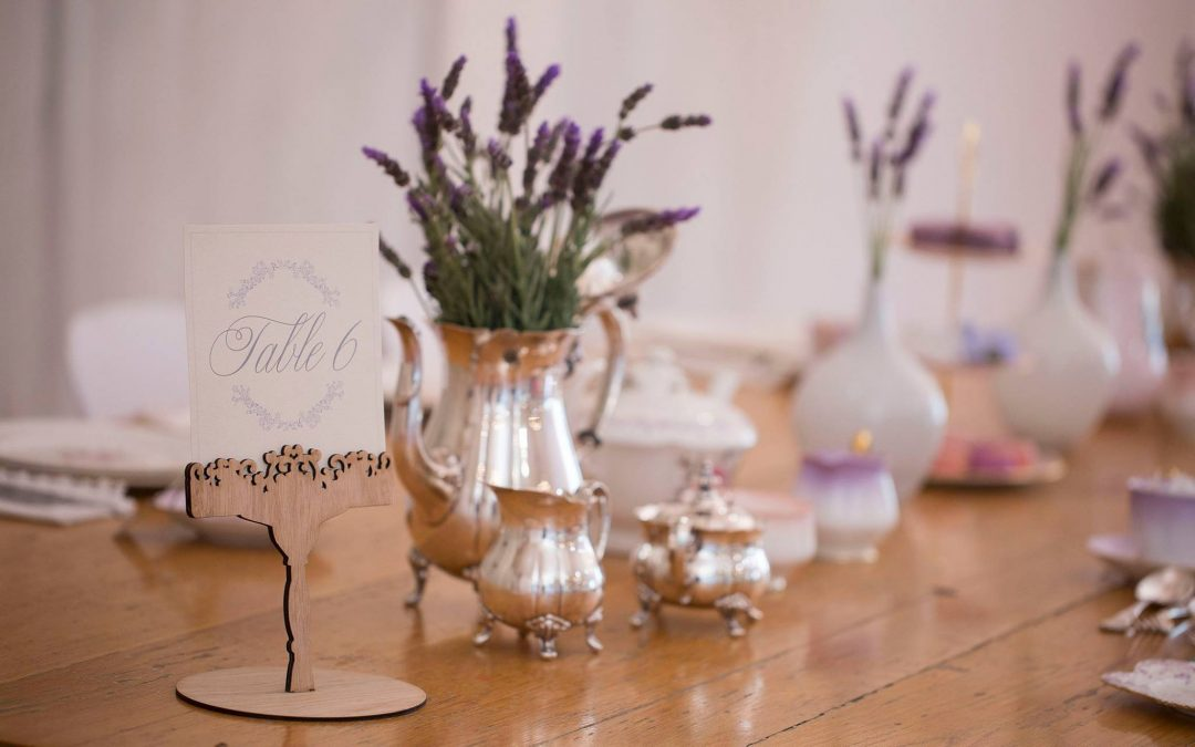 FRENCH LAVENDER STYLED SHOOT