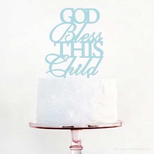 God-Bless-This-Child-Cake-Topper