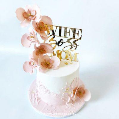 Wife Boss Mom Cake Topper